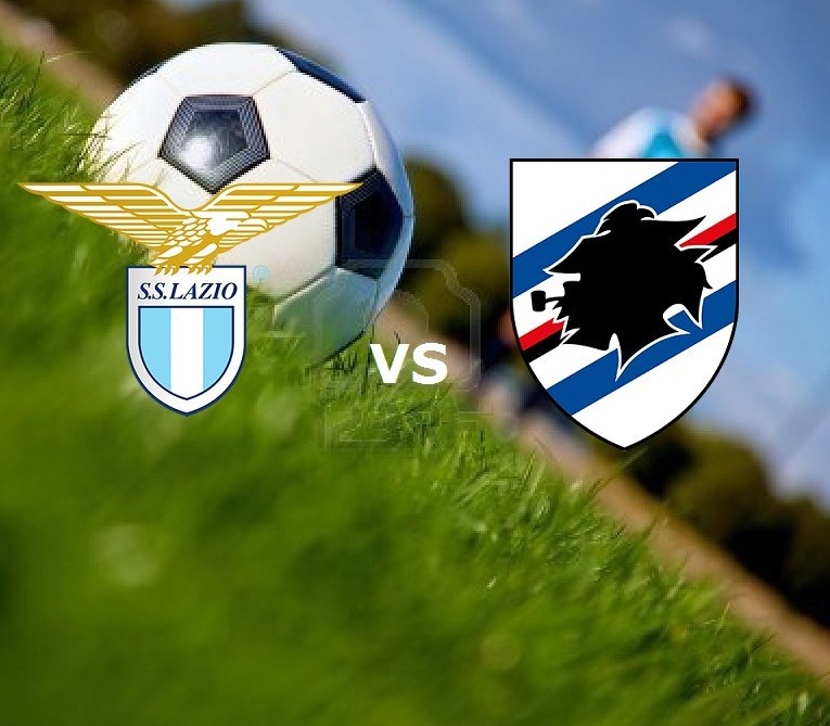 Lazio Sampdoria streaming live gratis. V