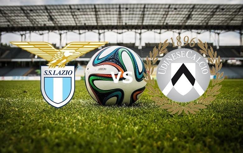 Lazio Udinese streaming gratis live. Dov