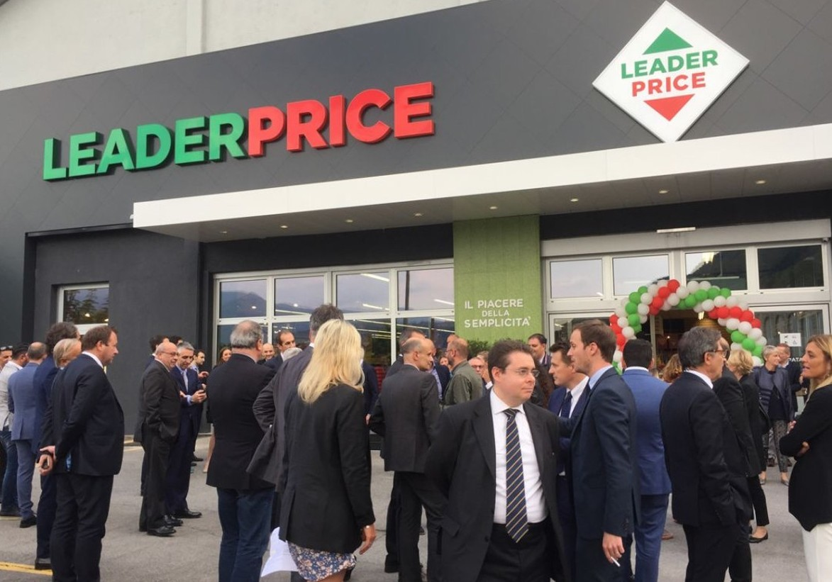 Leader Price Italia, il primo supermerca