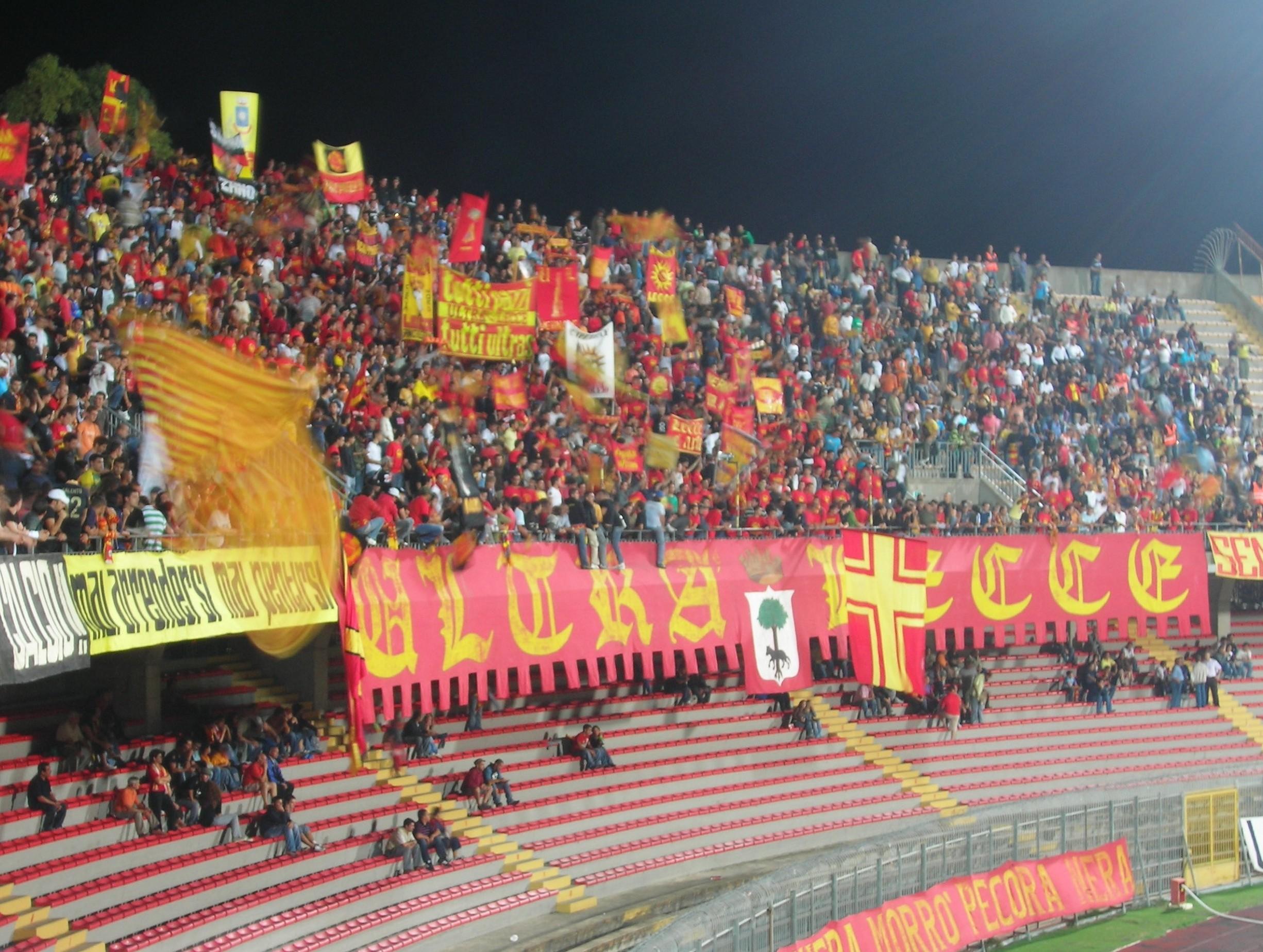 Lecce Roma streaming gratis live su siti