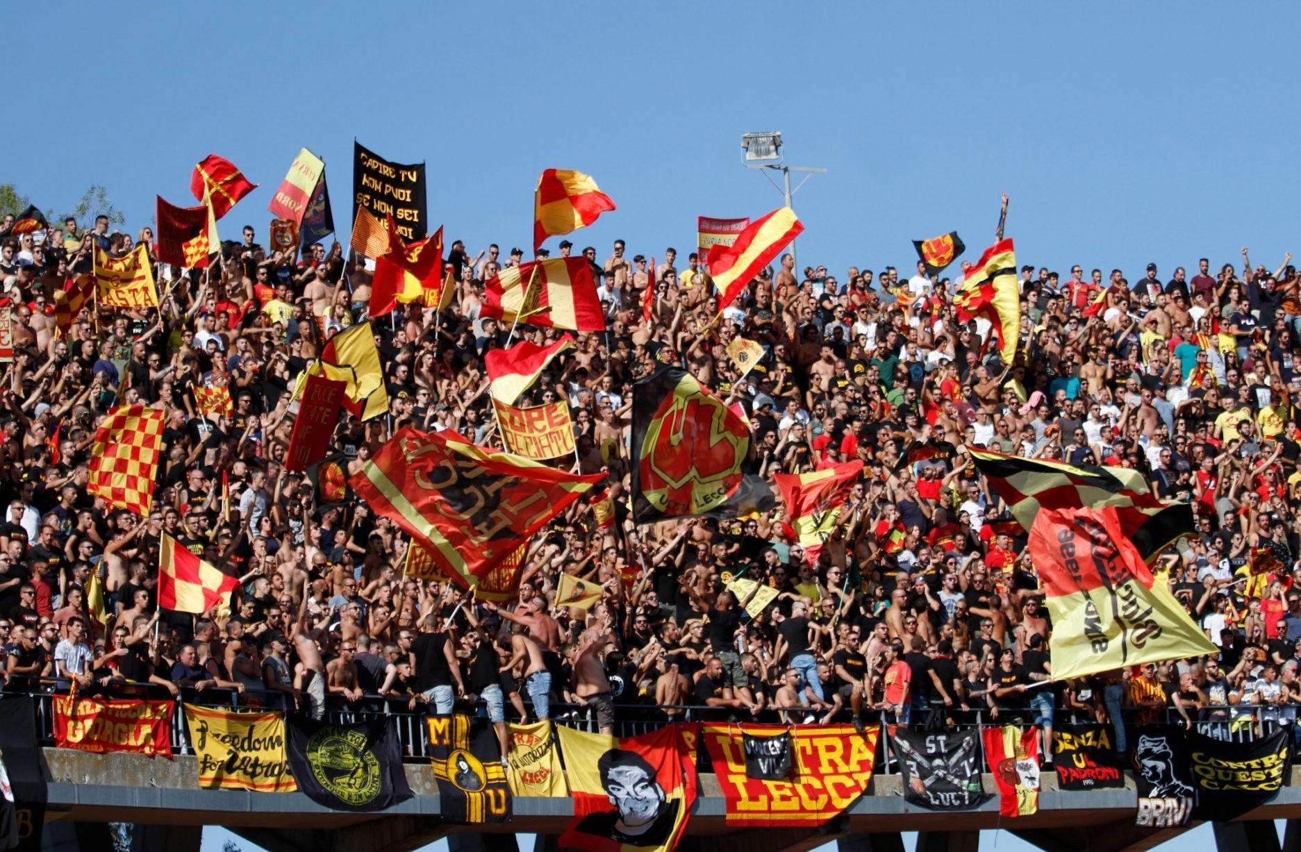 Lecce Roma streaming live gratis su siti