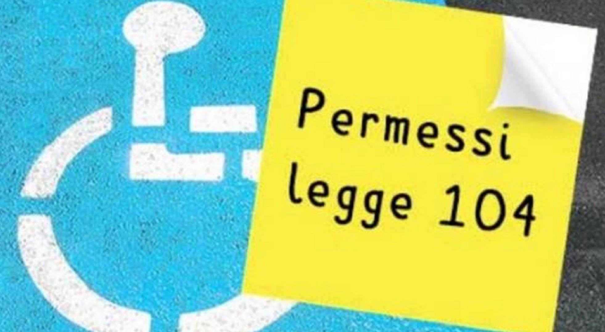 Legge 104, permessi maggiori di tre gior