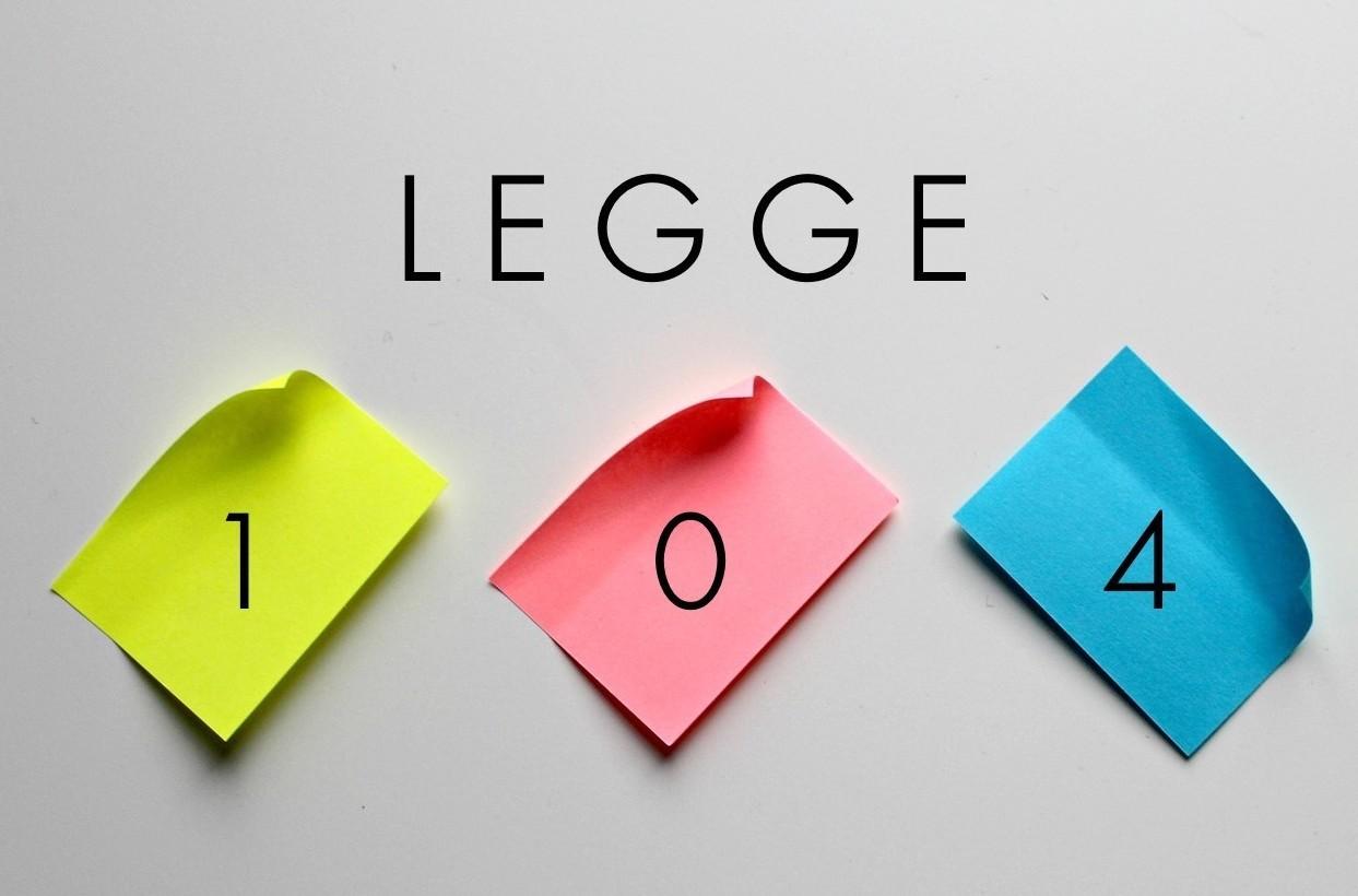 Legge 104: le modifiche in arrivo ulteri
