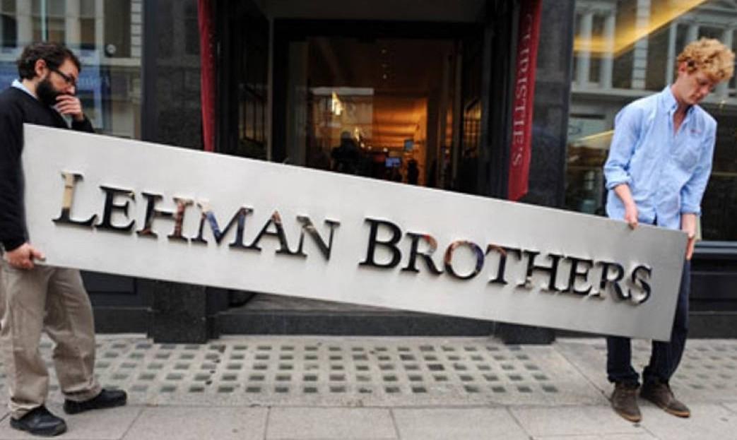 Lehman Brothers, ecco cosa fanno 10 anni