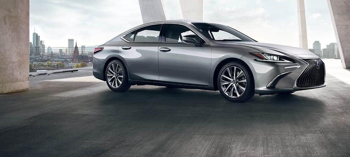 Lexus ES, Lexus NX, Lexus CT nuove auto