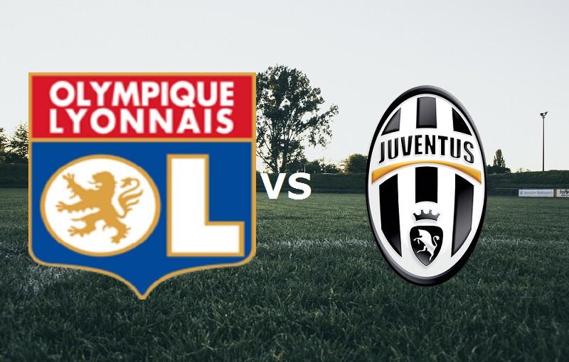 Lione Juventus streaming live gratis lin