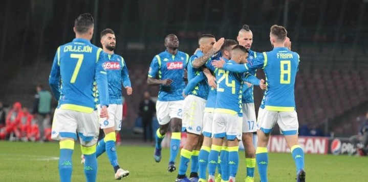 Liverpool Napoli streaming live gratis s