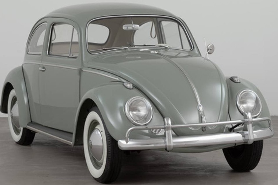 Maggiolino Volkswagen, definitivo addio.
