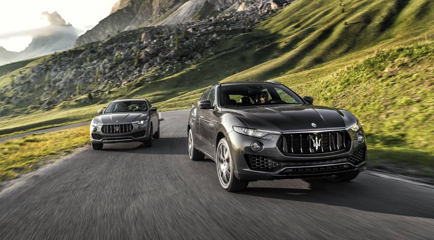 Maserati, le nuove auto e modelli in arr