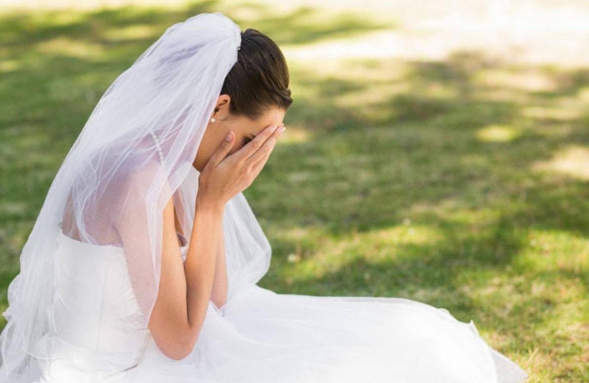 Matrimonio da incubo, nonostante wedding