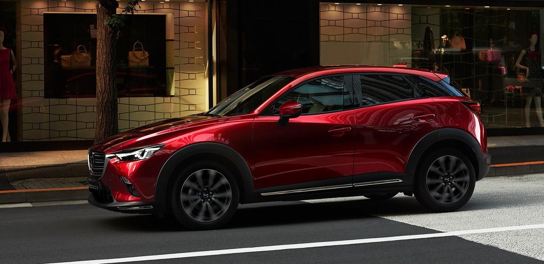 Mazda CX-3 2019 commenti ed opinioni su