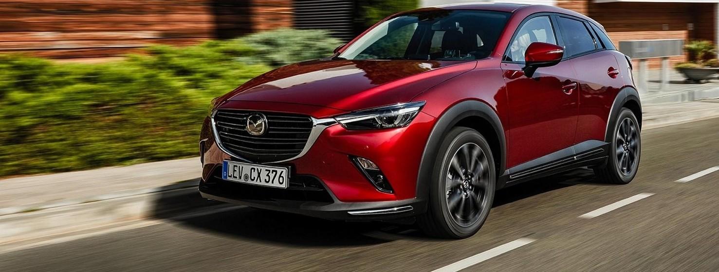 Mazda CX-3 prezzi, modelli, listino, mot
