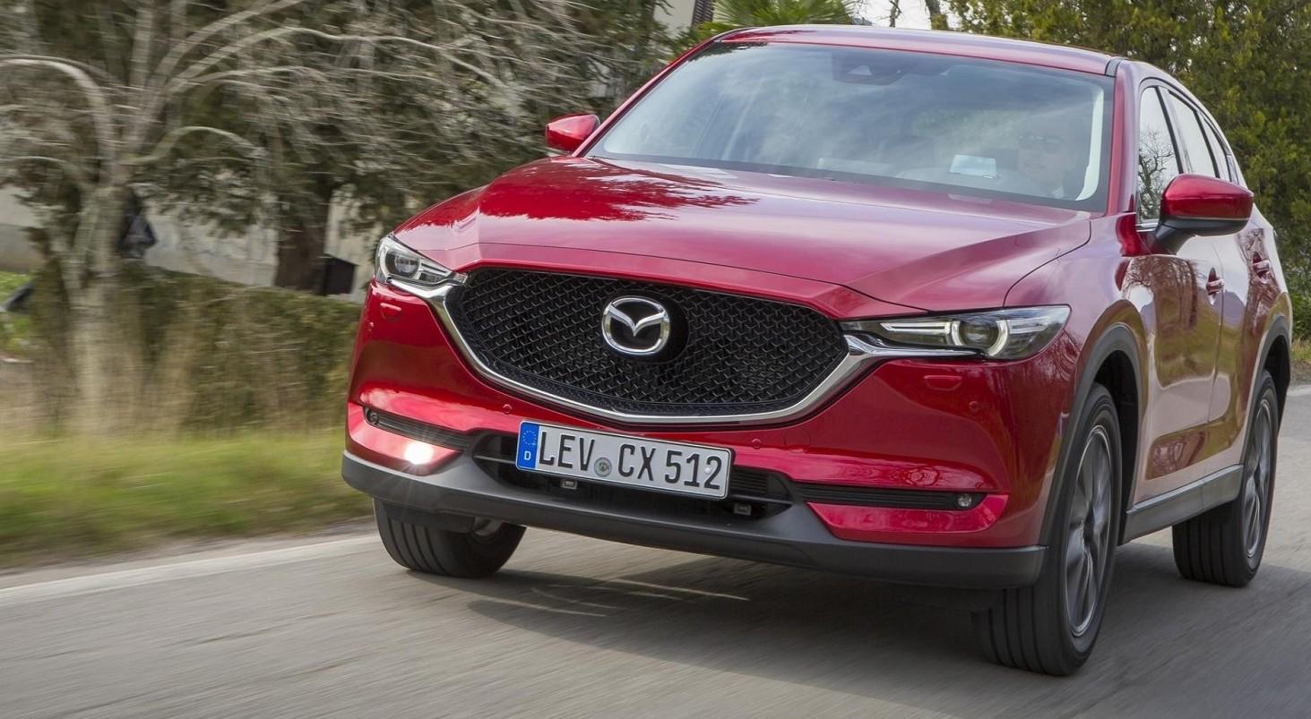 Mazda CX-5 2019 commenti ed opinioni su