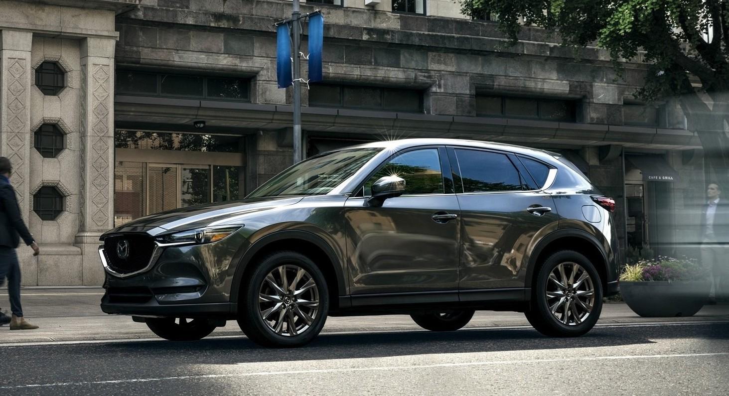 Mazda CX-5 2019 perch� comprarla o no. P