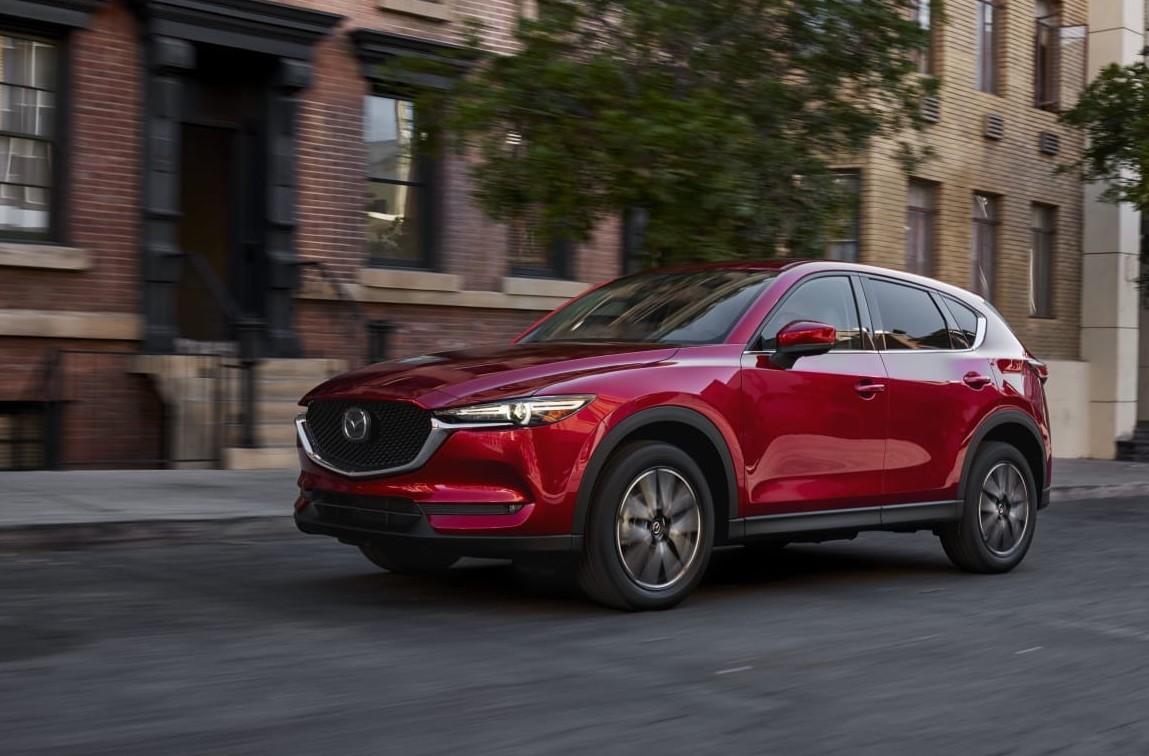 Mazda CX-5 2019 prova su strada, test dr