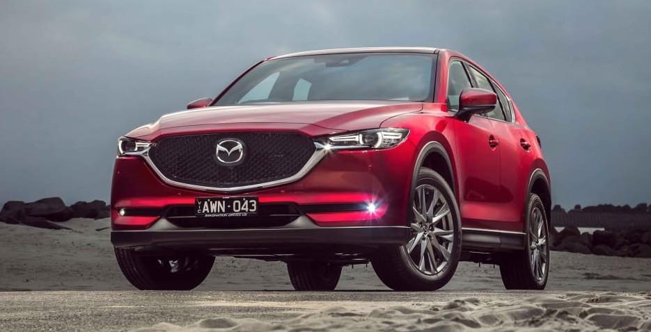 Mazda CX-5 e Mazda CX-3 nuovi suv Mazda