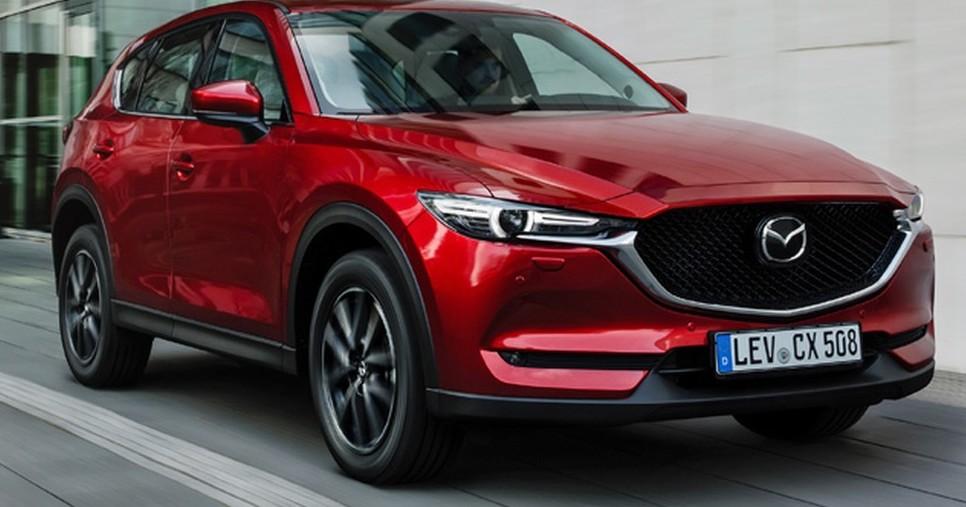 Mazda CX-5 2019 recensioni e giudizi a c