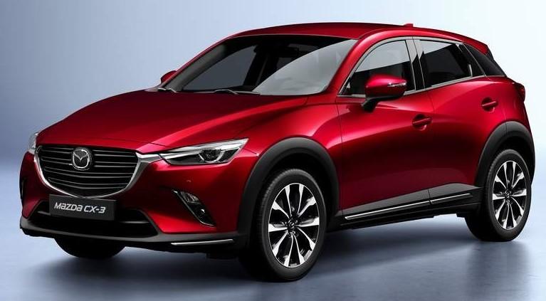 Mazda CX-5, Mazda 6, Mazda CX-3 prezzi p