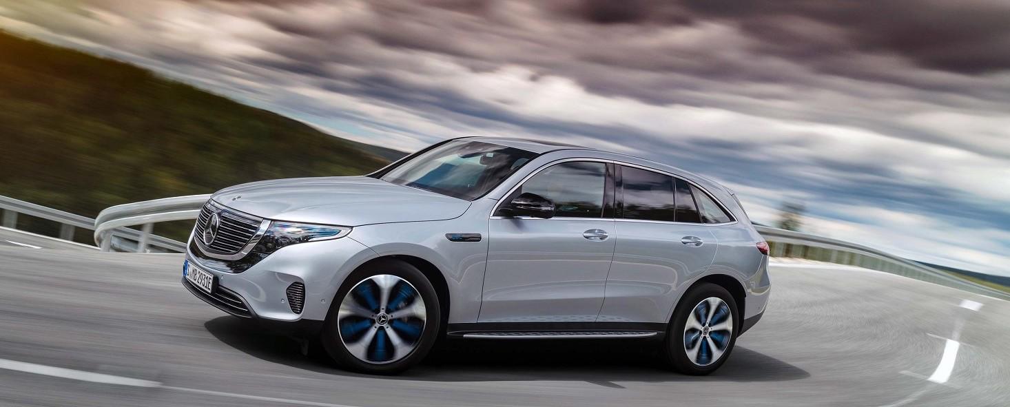 Mercedes elettriche: entro 20 anni solo