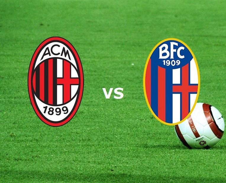 Milan Bologna streaming live. Vedere gra