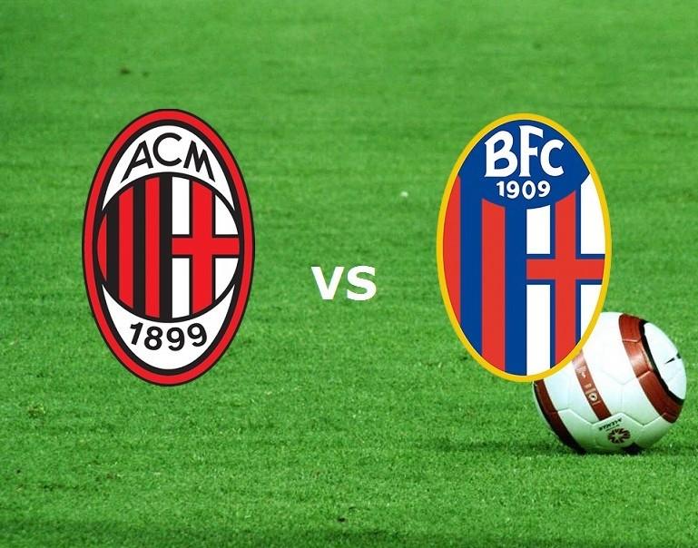 Milan Bologna streaming live gratis su l
