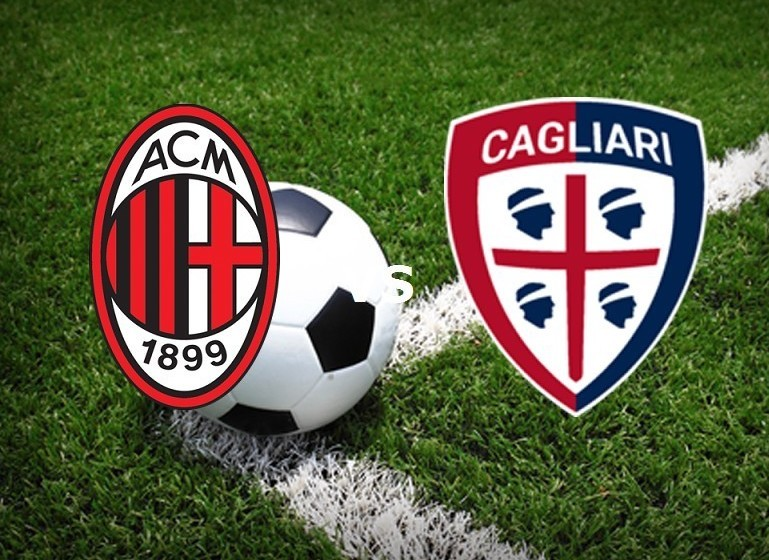 Milan Cagliari streaming gratis live. Ve