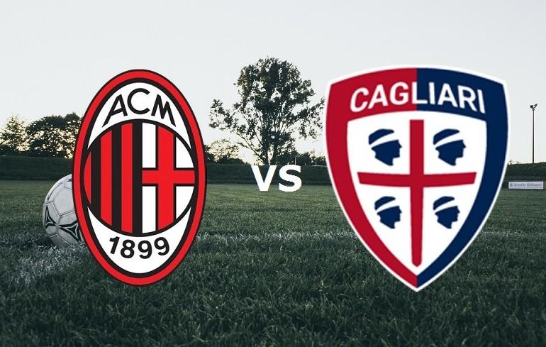 Milan Cagliari streaming live gratis dir