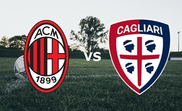 Milan Cagliari streaming live gratis per