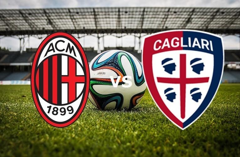 Milan Cagliari streaming gratis live lin