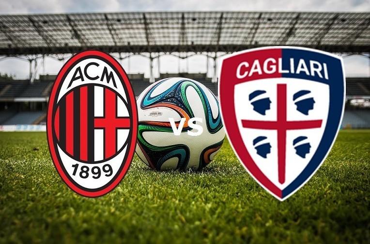 Milan Cagliari streaming su link, siti w