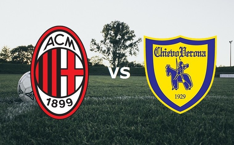 Milan Chievo streaming gratis live. Dove