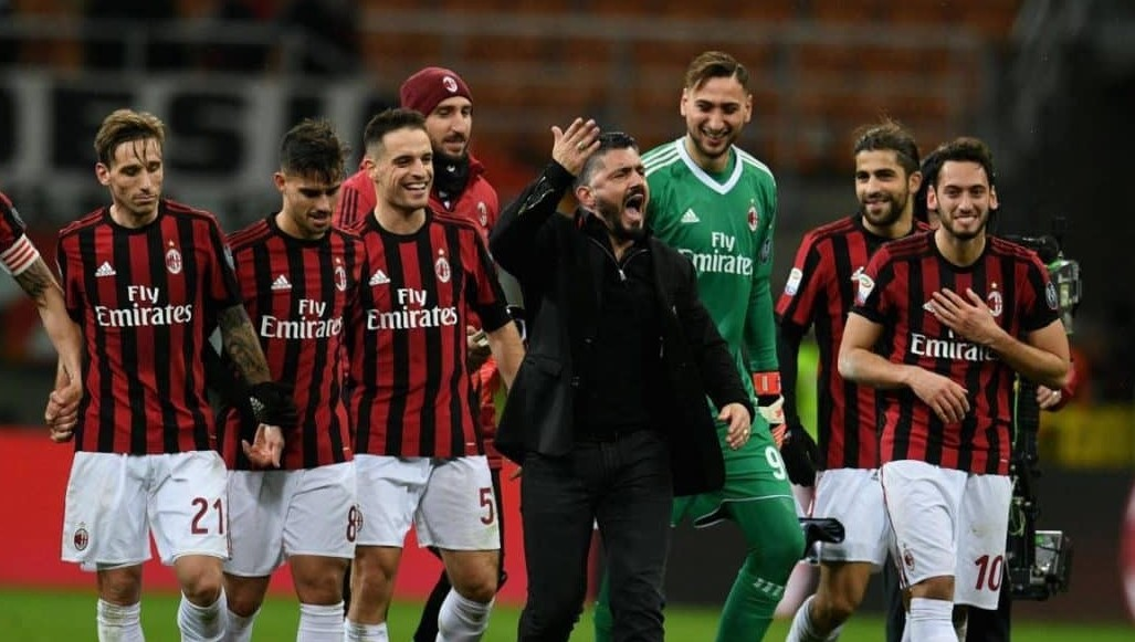 Milan Dudelange streaming partita Europa