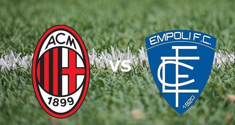 Milan Empoli streaming per vedere Serie