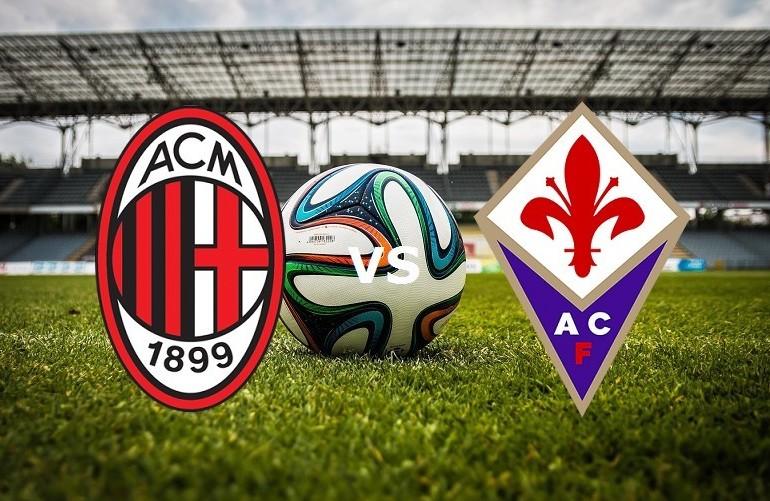 Milan Fiorentina streaming live gratis s
