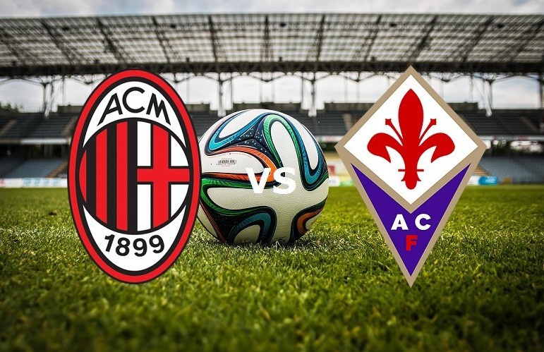 Milan Fiorentina streaming live gratis.