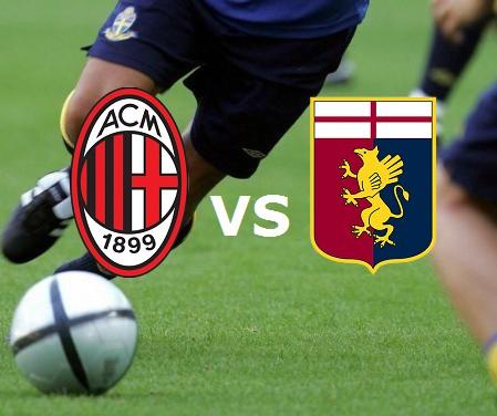 Milan Genoa streaming gratis aspettando