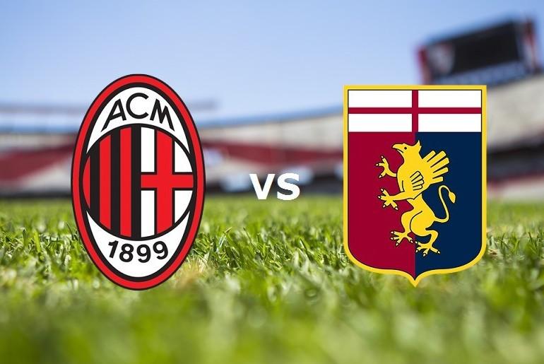 Milan Genoa streaming. Dove vedere live