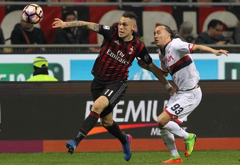 Milan Genoa streaming oggi gratis dirett