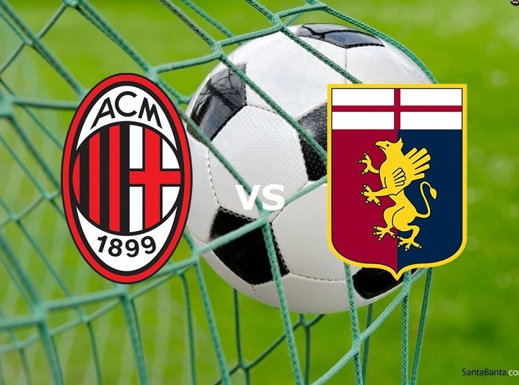 Milan Genoa streaming gratis live per ve