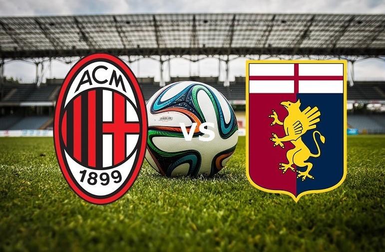 Milan Genoa streaming gratis live su sit