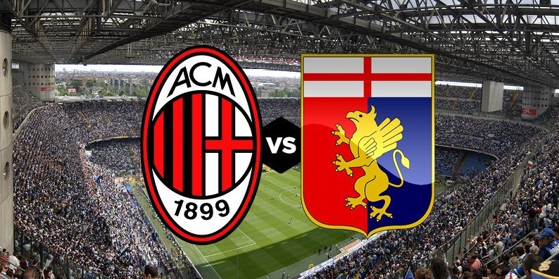 Milan Genoa streaming ora al via su Roja