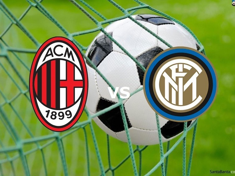 Milan Inter streaming live gratis. Dove