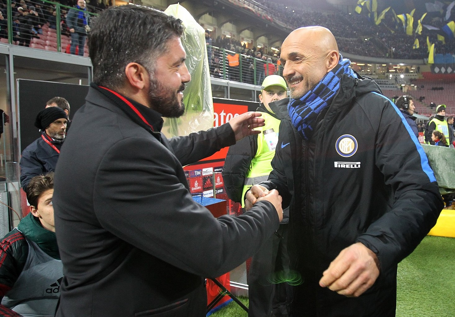 Milan Inter streaming gratis live per ve