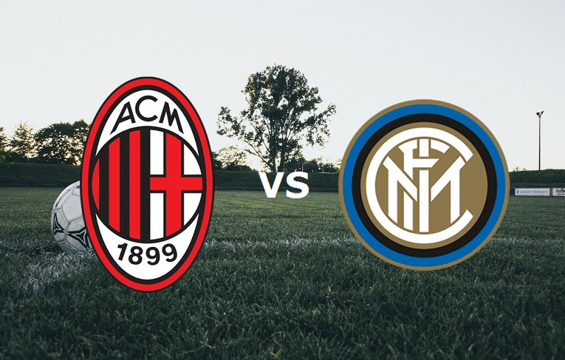 Milan Inter streaming. Vedere gratis liv