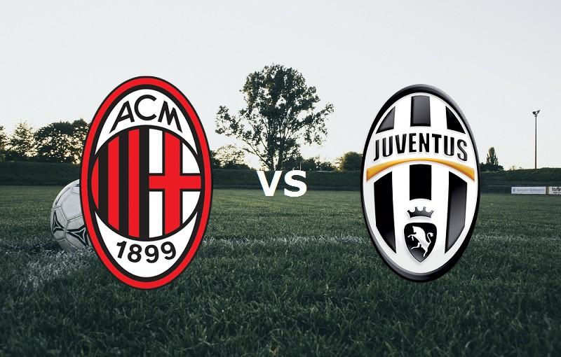 Milan Juventus streaming gratis live. Do