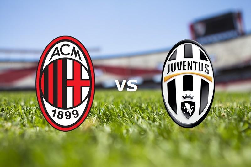 Milan Juventus streaming link. Dove vede