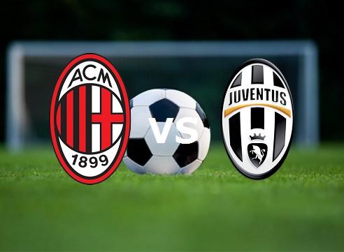 Milan Juventus streaming gratis live su