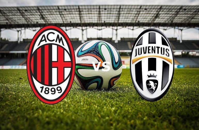 Milan Juventus streaming oggi gratis liv