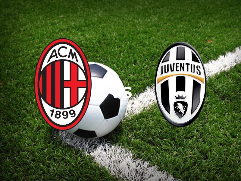 Milan Juventus streaming live gratis. Ve