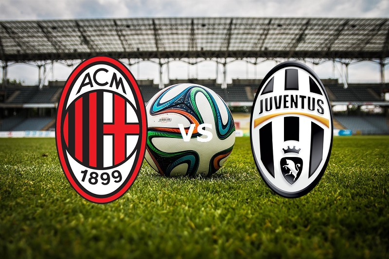 Milan Juventus streaming gratis live sit